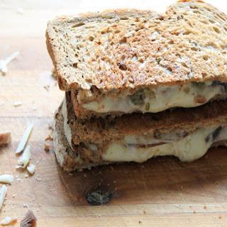 Mushroom Swiss Grilled Cheese