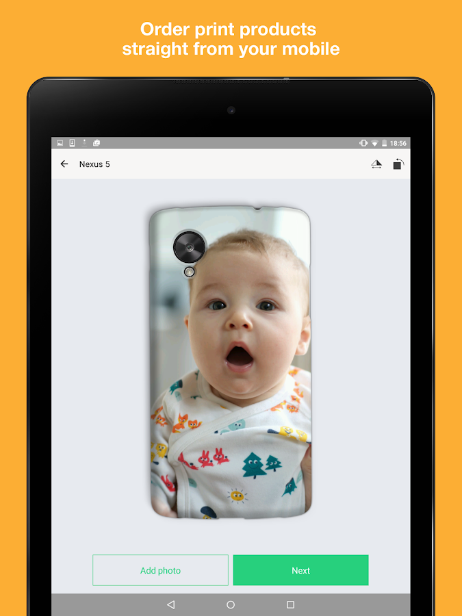 Lifecake - Baby Photo Timeline- screenshot