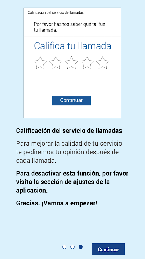 Telcel America Direct Int'l- screenshot