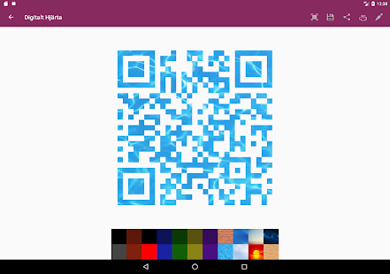 Cloud QR- screenshot thumbnail