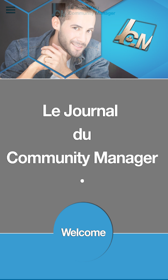 Journal du Community Manager- screenshot