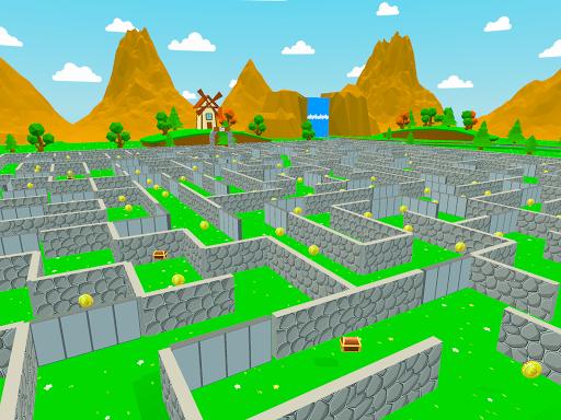 Maze Game 3D - Labyrinth android2mod screenshots 5