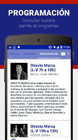 Radio Marca - Hace Afición 1.0.6 screenshot 295881