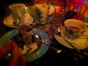 Photo: Valentine's dessert with my love.