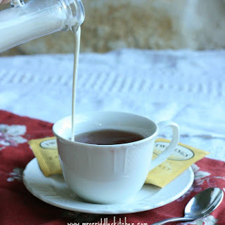 Homemade Flavored Creamer
