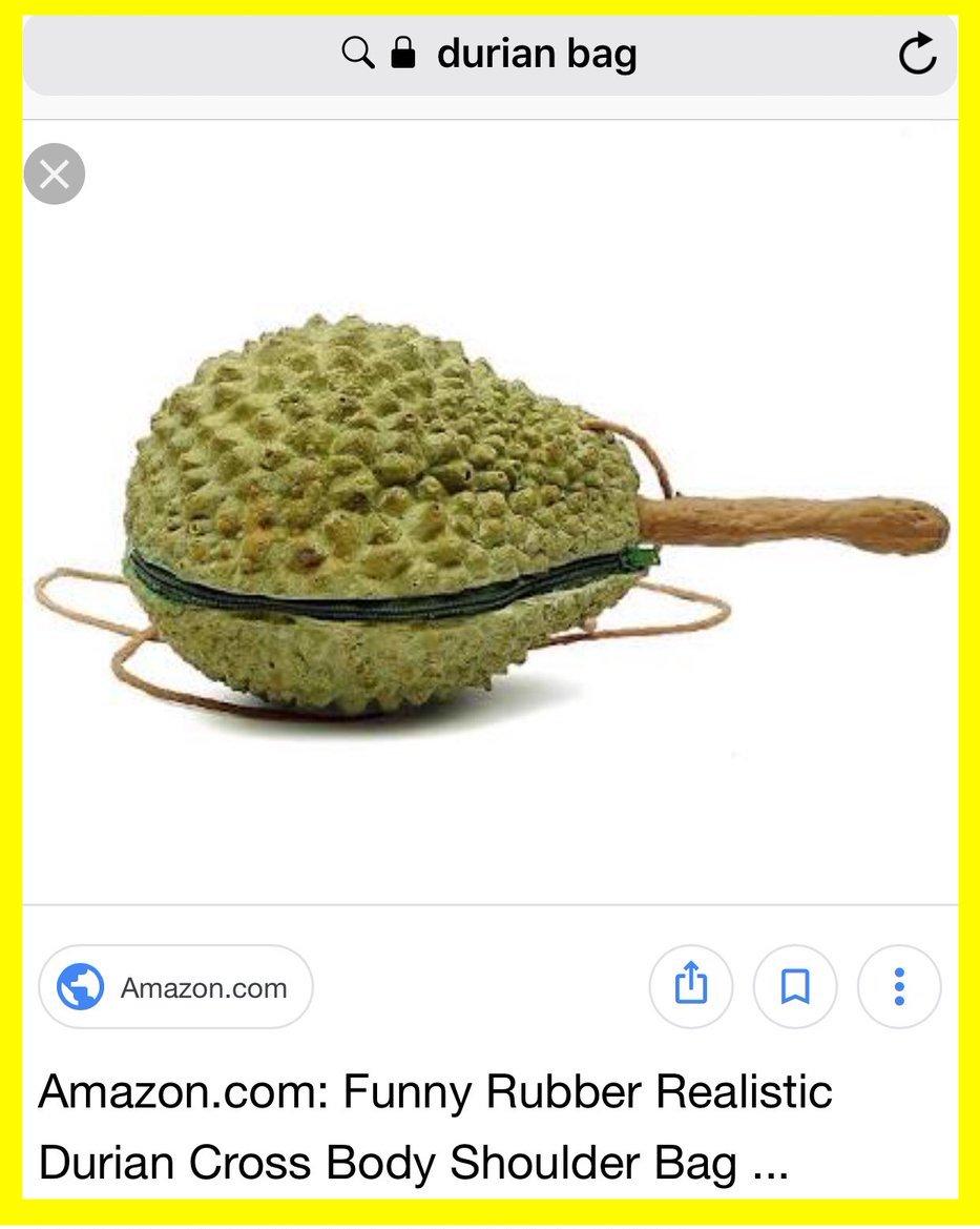 durian bag
