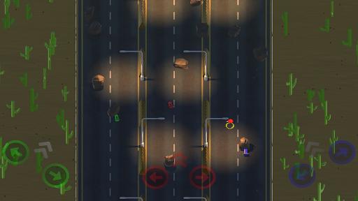 Desert Driver  captures d'u00e9cran 2