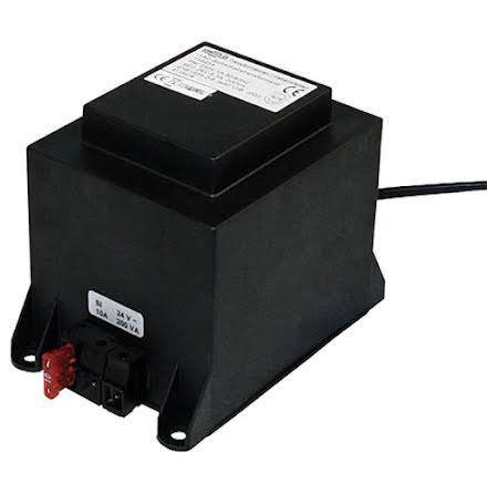 Transformator med stickpropp 230 V -> 24V 200VA