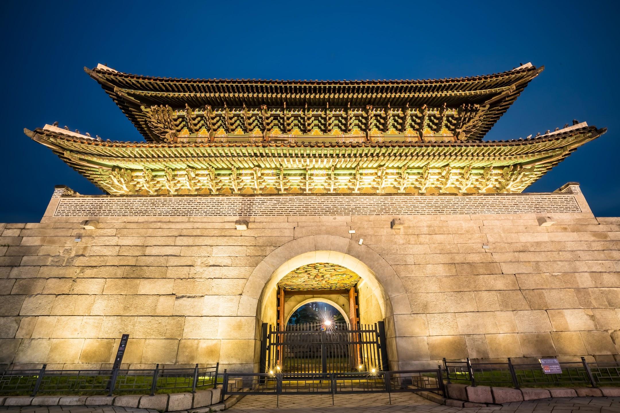 Seoul Dongdaemun Heunginjimun1