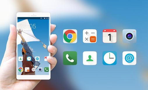 Theme for Motorola Google Nexus 6 - náhled