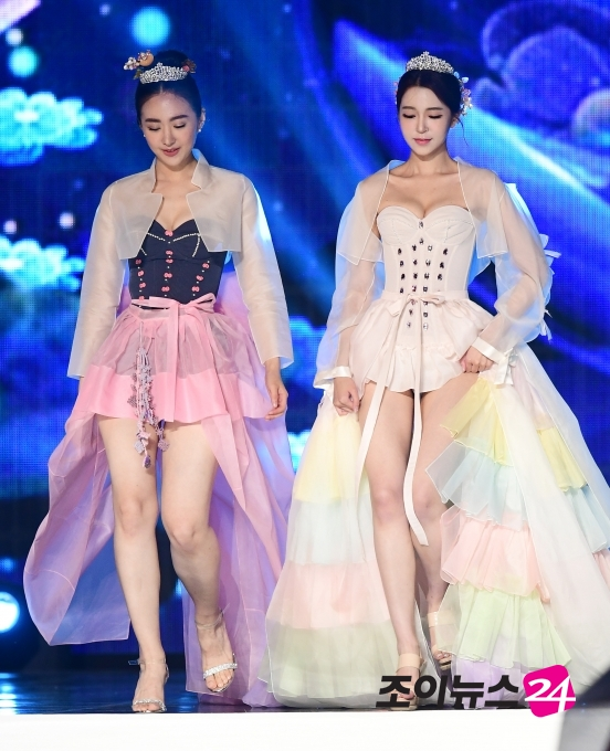 miss korea sexy hanbok 2019 1