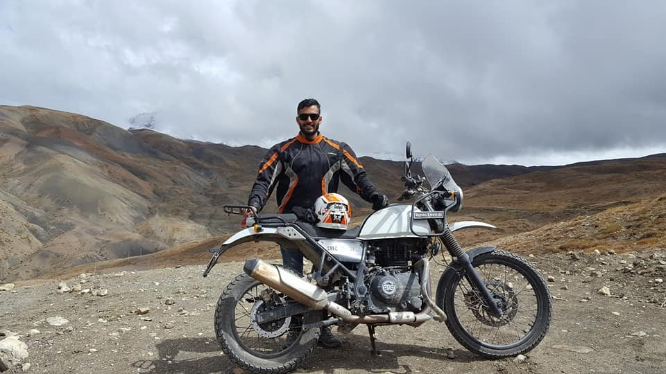 Ladakh Bike Trip On Himalayan