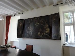 Photo: Het schilderij van Jordaen