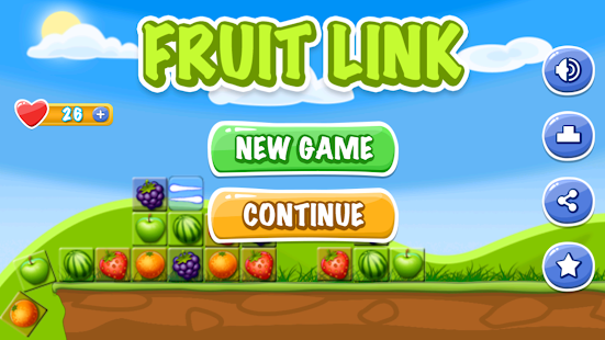 Fruit Link Crush Mania- screenshot thumbnail