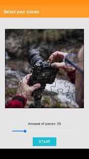 Landscape Jigsaw Puzzle - náhled