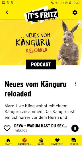 Radio Fritz  screenshots 3