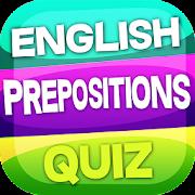 English Prepositions Quiz