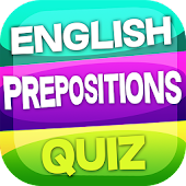 English Prepositions Quiz