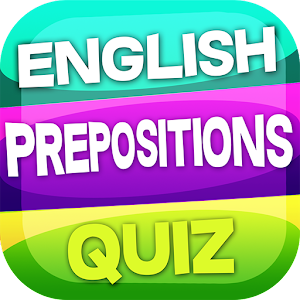 English Prepositions Quiz for PC and MAC