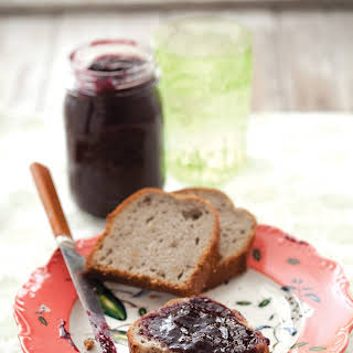 Slow Cooker Blueberry Butter.