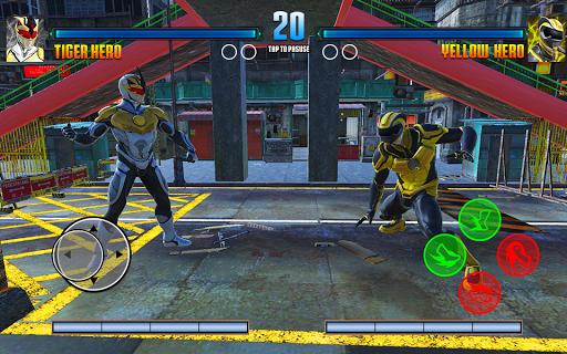 Legend Hero Super Dino Fight Ranger Ninja Warrior 10.0 screenshots 7