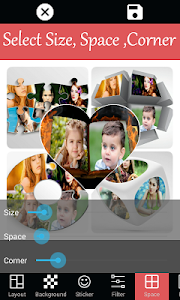 4D Collage Photo Frame screenshot 4