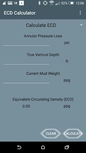 ECD Calculator