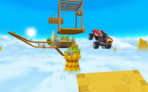 Mountain 4x4 Climb Screenshot