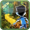 Roll Krishna Jungle Adventure Game