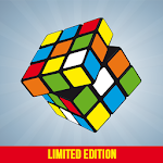 How to Solve Rubiks Cube Icon