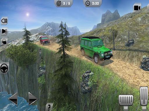 SUV Offroad Jeep Simulator Driving 1.0 screenshots 2