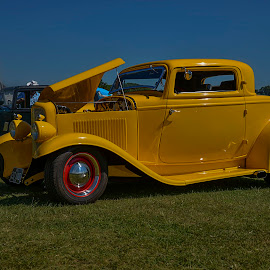 CAR SHOW by Gjunior Photographer - Transportation Automobiles ( car, old car, car show )