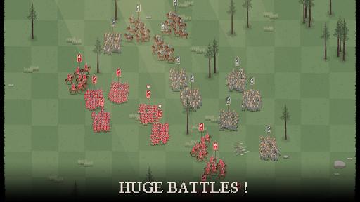 Rome vs Barbarians : Strategy  captures d'écran 1