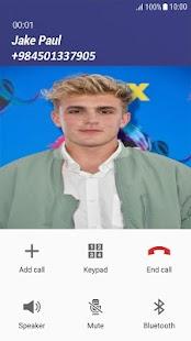 Fake Call Jake Paul - náhled