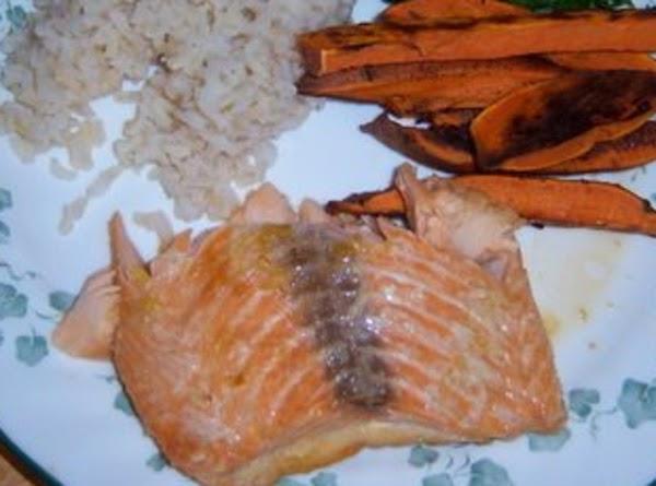 Honey Spiced Salmon Recipe