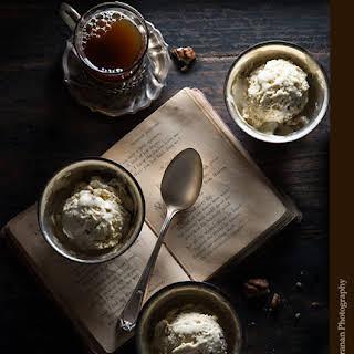 Iced Maple Pecan Cream.