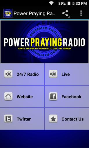 Power Praying Radio (PPR)  screenshots 1
