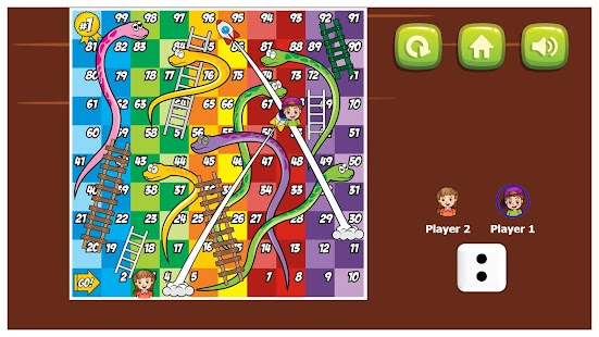 Download Snakes and Ladders Game For PC Windows and Mac apk screenshot 2