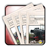 Locomotive Top Trumps