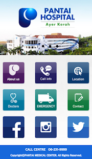 PANTAI HOSPITAL AYER KEROH screenshot