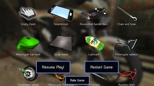 Fix My Motorcycle: Bike Mechanic Simulator! LITE 90.0 screenshots 5