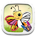 Butterfly Coloring Pages icon