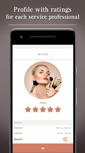 GlossyGlobe – Beauty Delivery- screenshot thumbnail