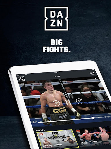 DAZN Live Fight Sports: Boxing, MMA & More 1.69.0 screenshots 11