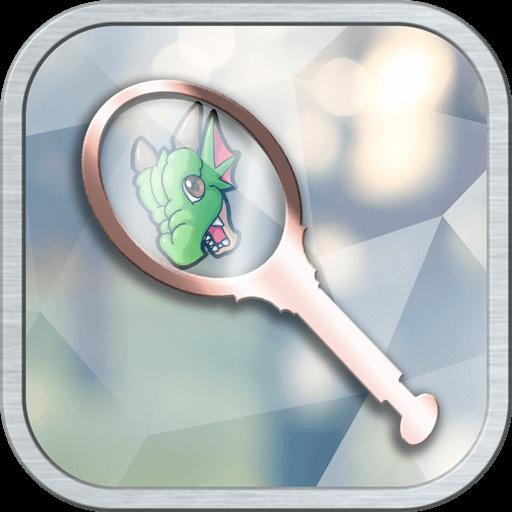 手鏡【ミラー】 工具 LOGO-玩APPs