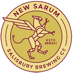 Logo of New Sarum Blood Orange Wheat