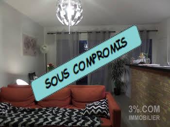 Appartement 3 pièces 57,1 m2
