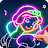 Learn To Draw Glow Princess logo