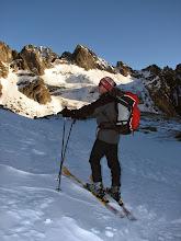 Photo: Honza, v pozadí Priečné sedlo (2352 m)
