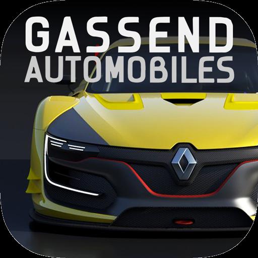 Gassend Automobiles Renault 交通運輸 App LOGO-APP試玩